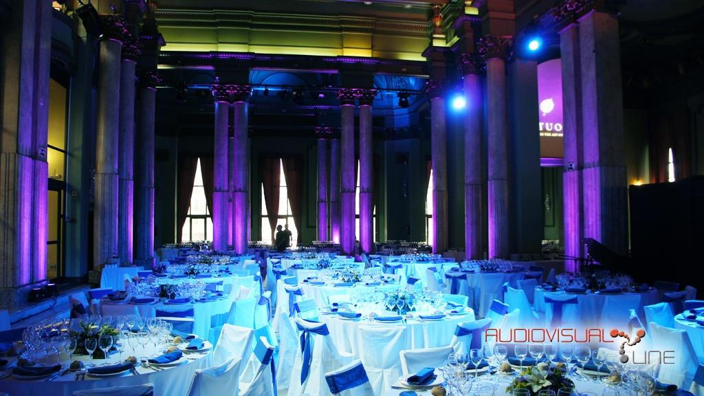 Cena de gala Virtuoso