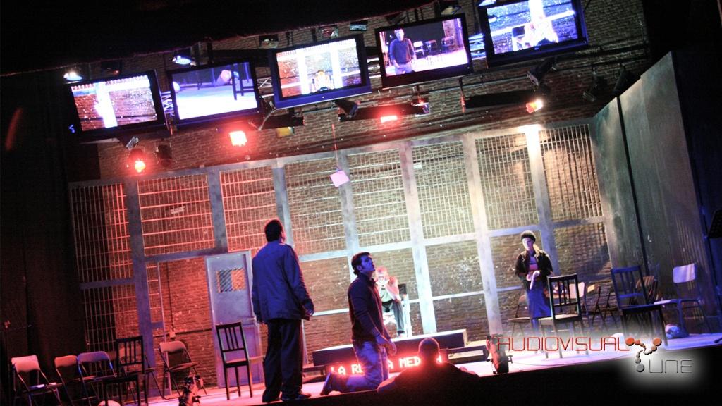 Evento Web Ones en Teatro Lara