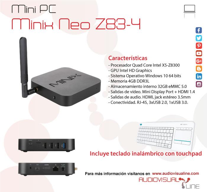 Minix Neo Z83-4