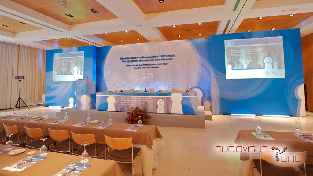 Congreso médico de Anemia renal y eritropoyetina