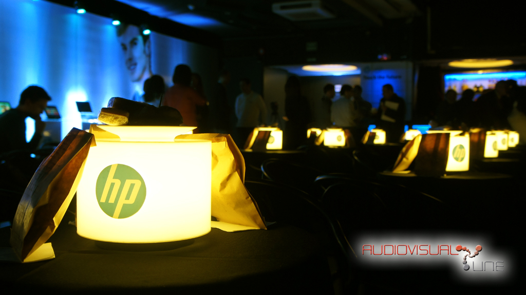 HP – Touch the future