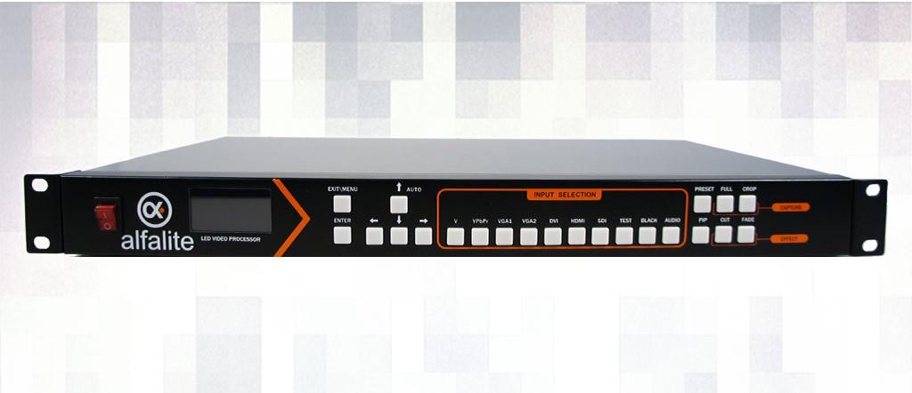Alquiler Escalador de vídeo Alfalite LVP 10