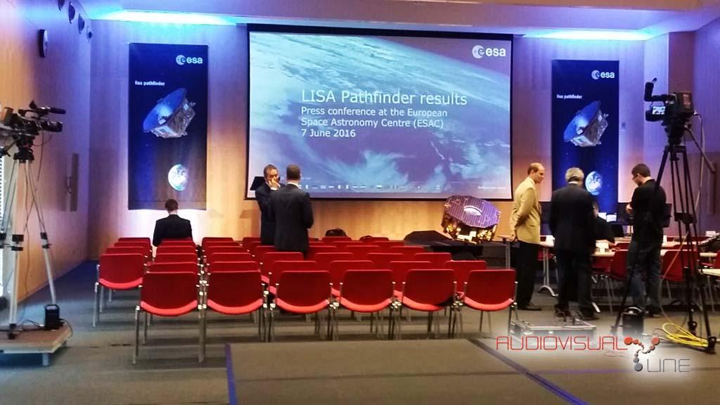 Evento ESA – European Space Agency