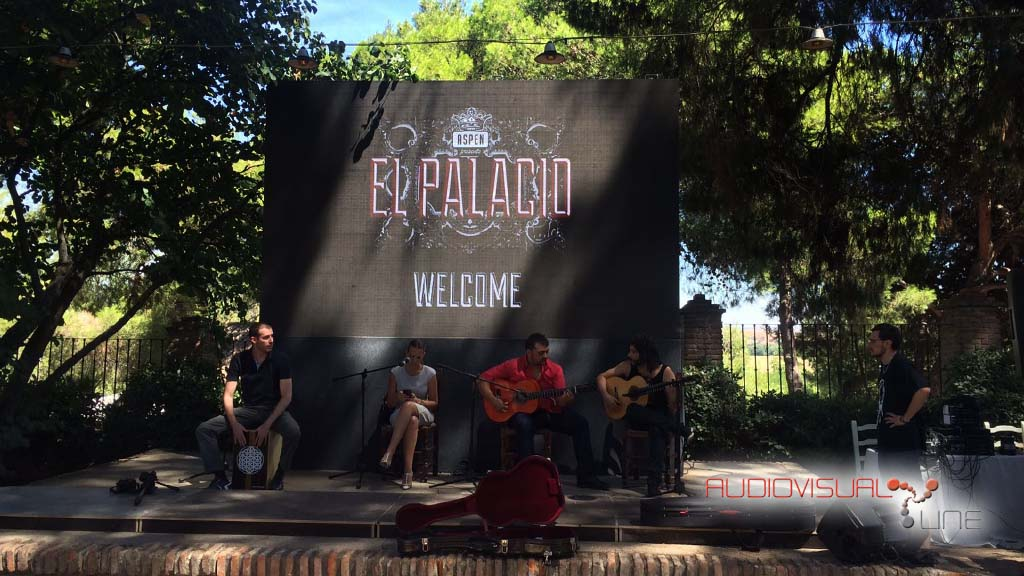 Evento El Palacio del Negralejo