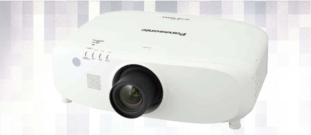 Alquiler Proyector Panasonic PT-EW730ZU