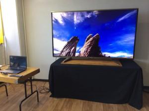 television 42 pulgadas audiovisual line
