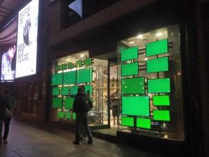 Alquiler de monitores Audiovisual Line