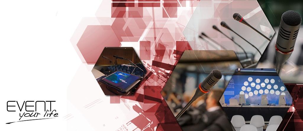 Equipos de Sonido para Conferencias