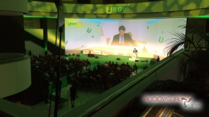Congreso Urovi Audiovisual Line 3