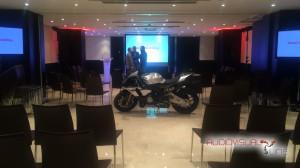 Presentación Yamaha YZF-R1 – Hotel Meliá Princesa (Madrid)