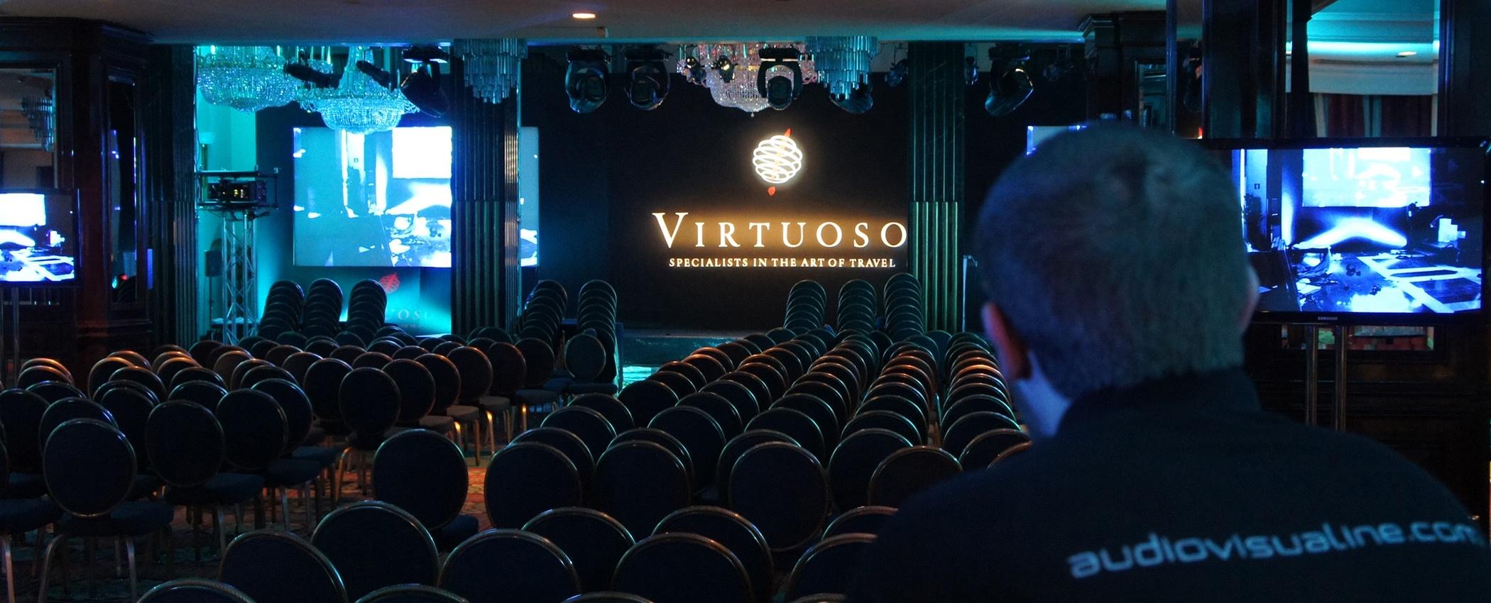 Evento Virtuoso