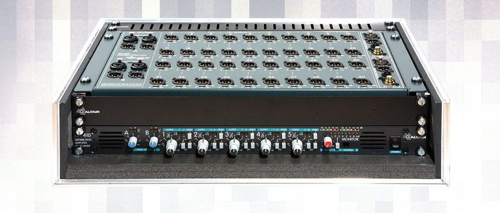 Alquiler Rack de prensa Altair RP-240