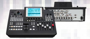 Video mixer panasonic ag-hmx100
