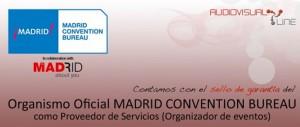 convention bureau madrid