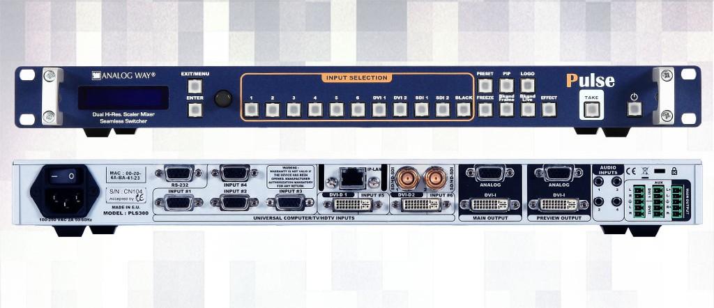 Alquiler Escalador Pulse PLS-300