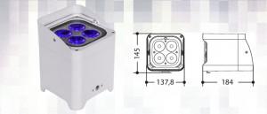 Par led smartbox wireless