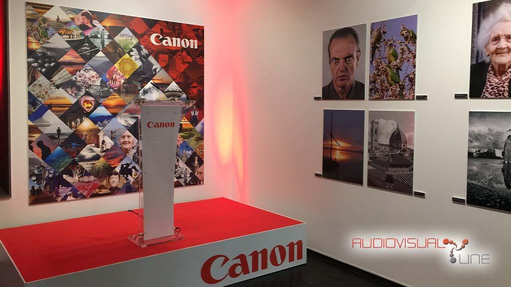 Evento Canon