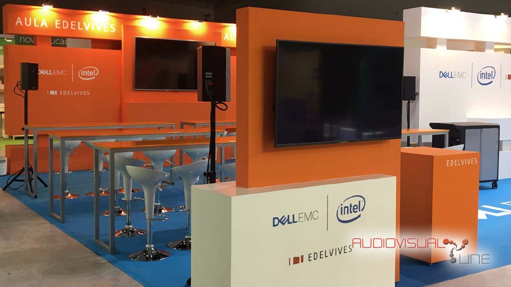Evento Audiovisual SIMO Educación 2016 (IFEMA, Madrid)