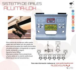 Aluma-lok Audiovisualine