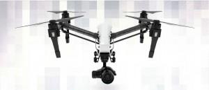 drone DJI inspire PRO Audiovisualine