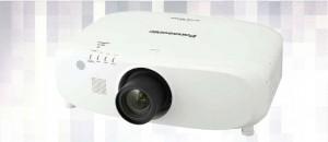 proyector panasonic AudiovisualLine