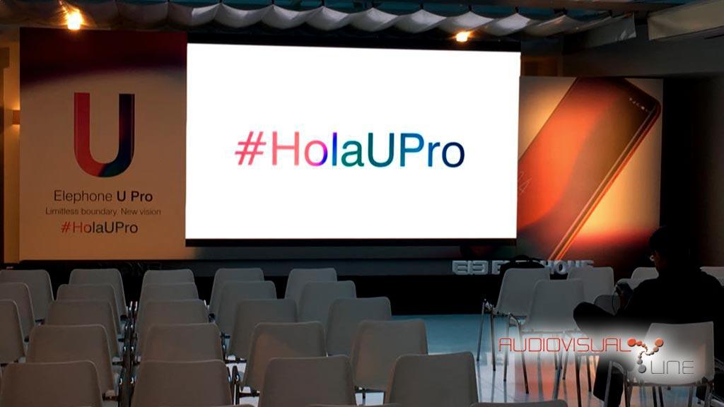 Presentación Elephone U Pro