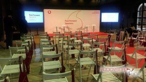 Streaming multicapa para Vodafone Fast Forward Sessions