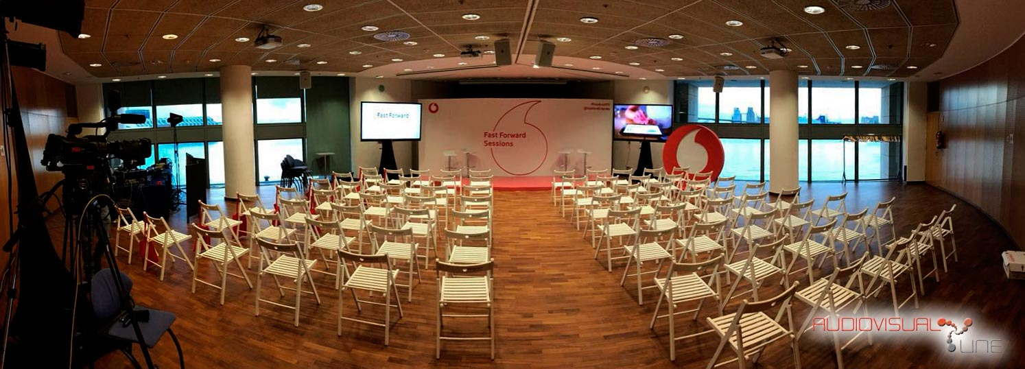 Vodafone Fast Forward Sessions 2018