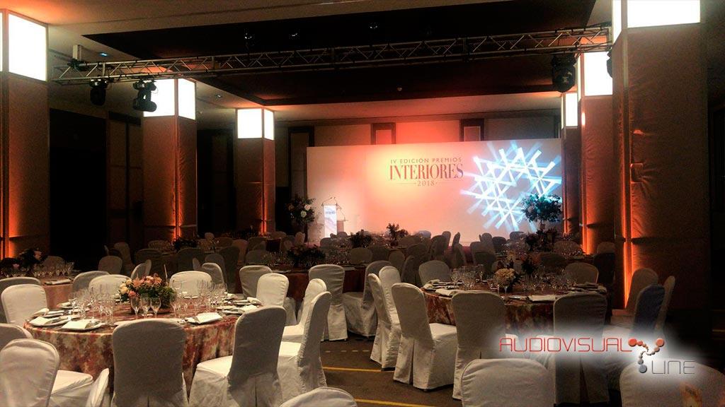IV Premios Interiores