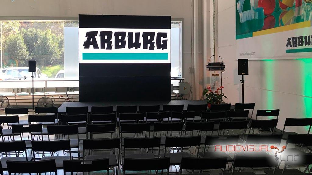 Arburg 2018