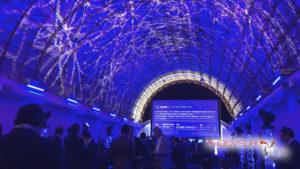 Montaje audiovisual para el evento de Espanor