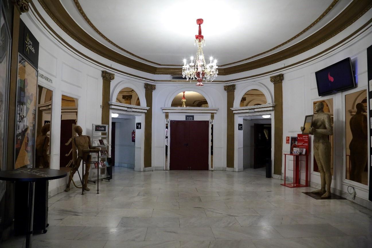 Galería Teatro Cofidis
