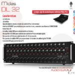 (Español) Midas DL 32