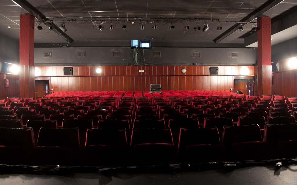 Pequeño Teatro Gran Vía con aforo para 300 personas