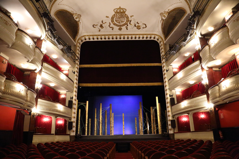 Teatro Cofidis-Alcázar con aforo para 750 personas