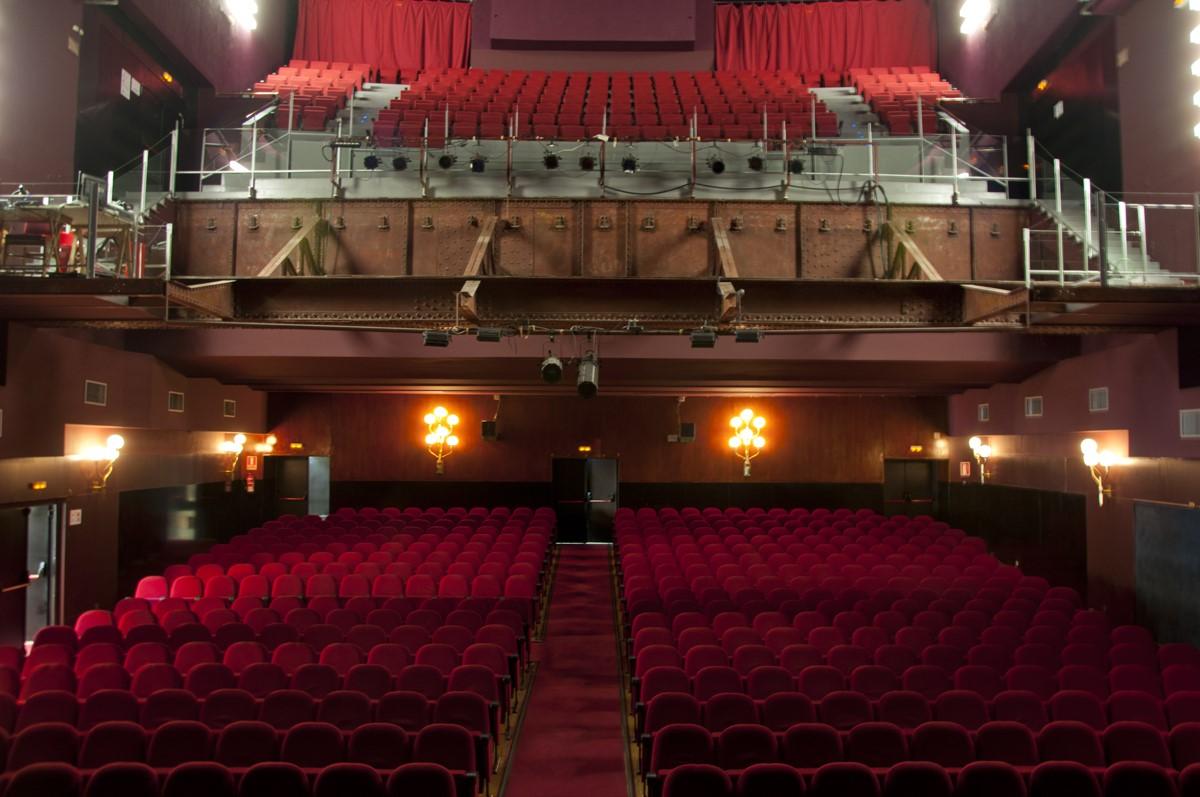 Teatro Fígaro con aforo para 600 personas