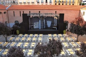Teatro Galileo con aforo para 187 personas