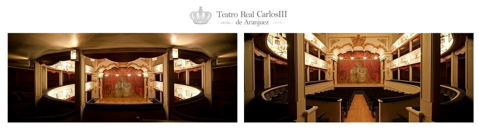 (Español) Teatro Real Carlos III de Aranjuez
