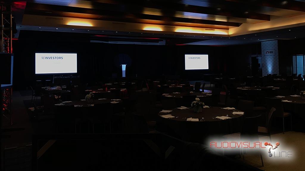 Evento para el broker XM en el hotel Eurostars