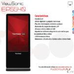 (Español) ViewSonic EP5540