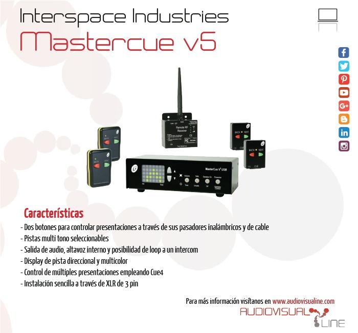 MasterCue v5