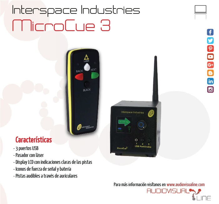 MicroCue 3