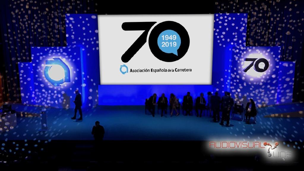 70 Aniversario Asociación Española de la Carretera